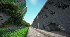Przepiękna uliczka na osiedlu NewCity