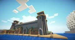 Zamek na osiedlu NewCity